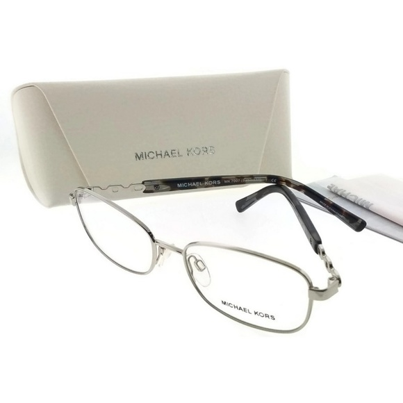 d94611dbdf10 Michael Kors Accessories | Mk7007102753 Womens Silver Frame ...